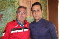 علی کریمی و برانکو ایوانکوویچ ؛ پرسپولیس