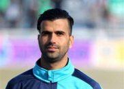 ایوب کلانتری ، هافبک تیم نساجی مازندران ، یک گل فوق العاده و از راه دور را به تراکتور زد تا یاد شوت های محمد میری در نساجی را زنده کند .