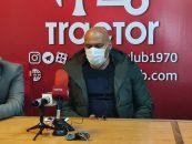 علیرضا منصوریان سرمربی تراکتور درباره آخرین وضعیت تیمش در آستانه نخستین مسابقه فصل جدید لیگ برتر صحبت کرد.