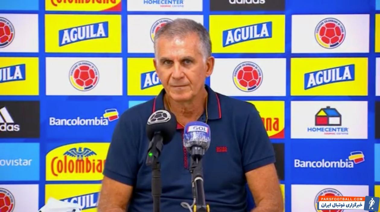 کیروش در آستانه دیدار با اکوادور داور بازی با اروگوئه را عامل شکست دانست و گفت با وجود احترام با اکوادور برای پیروزی به مصافش میرود.