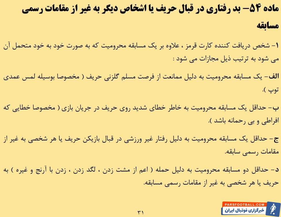 محمود فکری سرمربی تیم استقلال به دلیل بد رفتاری نسبت به تیم حریف در پایان بازی با فولاد به کمیته انضباطی دعوت شد.