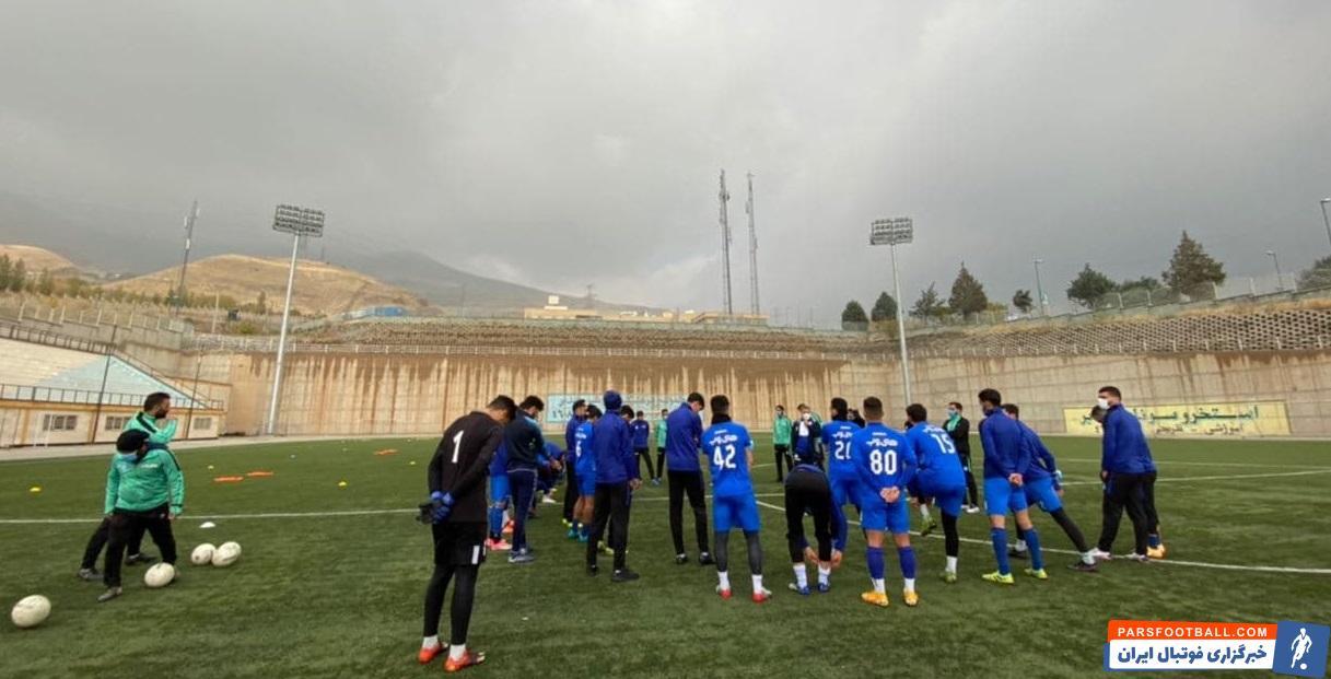 گلر باشگاه نود ارومیه در تمرین استقلال حضور پیدا کرد تا در صورت تأیید کادرفنی آبی ها، به عضویت این تیم دربیاید.