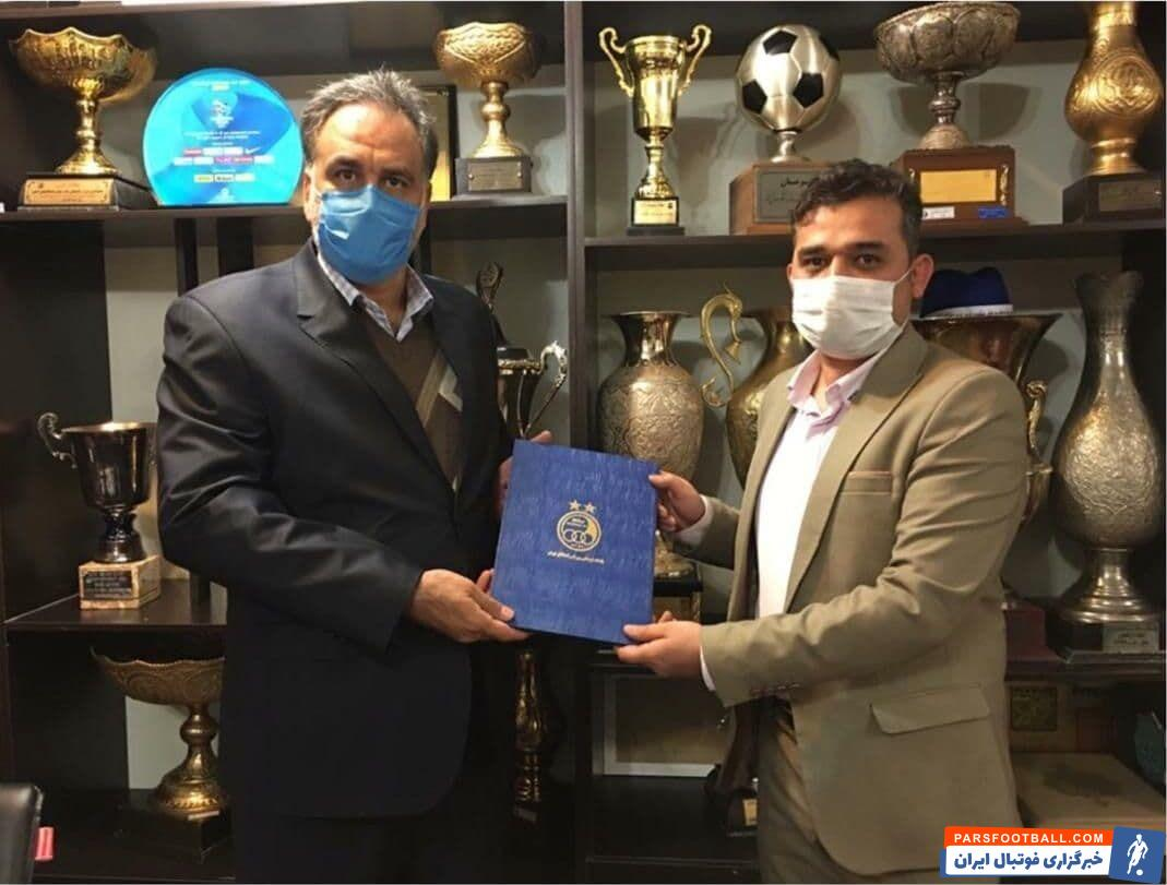 نقل از سایت باشگاه استقلال، با اعلام احمد مددی سرپرست مدیرعاملی باشگاه استقلال، محمدرضا نصرتی به عنوان مشاور اجرائی باشگاه استقلال منصوب شد.