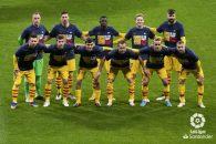 پیش از دیدار بارسلونا مقابل اتلتیکومادرید، پیراهنی برای روحیه دادن به آنسو فاتی مصدوم برتن کاتالانها رفت.
