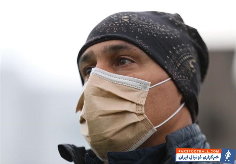 علیرضا منصوریان : تراکتور مدعی قهرمانی است و نباید موقعیت سوزی کند