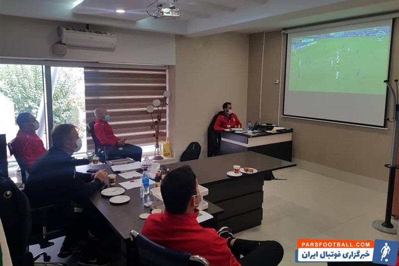 دراگان اسکوچیچ سرمربی تیم ملی به همراه دستیارانش در ساختمان پِک مرکز ملی فوتبال تشکیل جلسه دادند و به آنالیز تیم بوسنی و هرزگوین پرداختند.