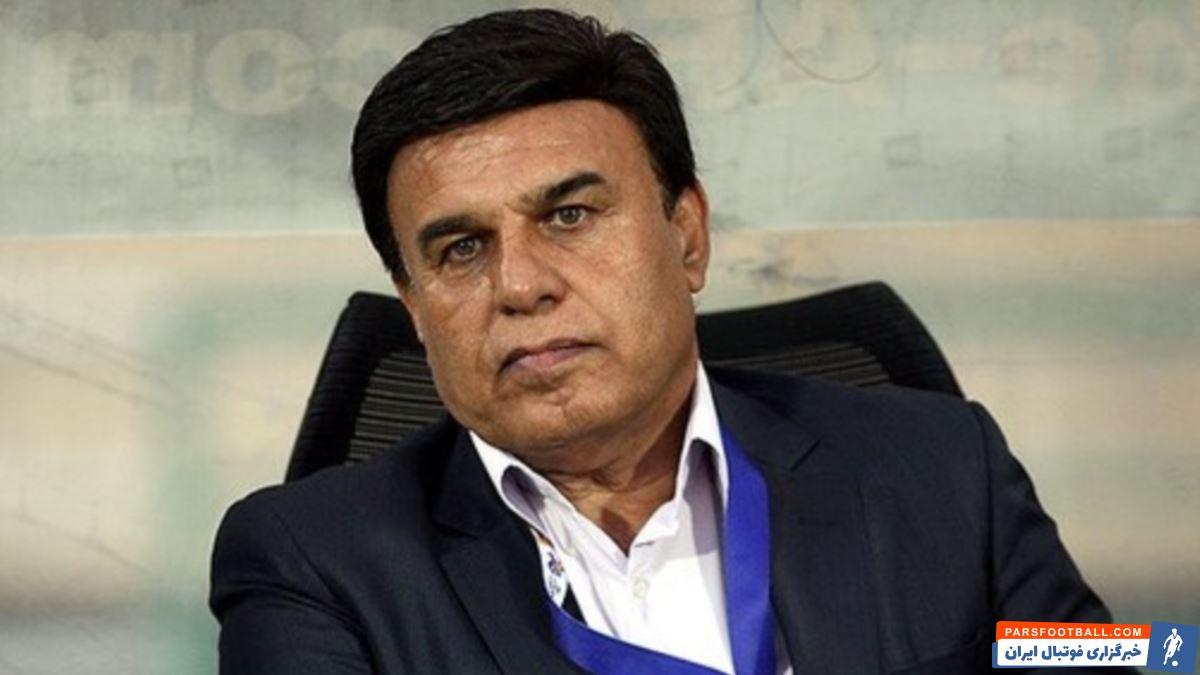 واکنش تند پرویز مظلومی سرپرست استقلال نسبت به اتفاقات بازی مقابل فولاد
