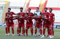 ترکیب تراکتور مقابل نساجی در لیگ برتر