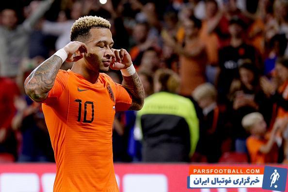 باشگاه بارسلونا اسپانیا قصد دارد در نقل و انتقالات ژانویه بار دیگر برای خرید ممفیس دیپای وینگر و مهاجم هلندی تیم لیون فرانسه تلاش کند .