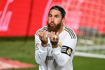 به نقل از AS سرخیو راموس علی رغم داشتن پیشنهاد از تیم های پاری سن ژرمن و منچستر سیتی با سران رئال مادرید برای تمدید قرارداد دو ساله به توافق رسید .