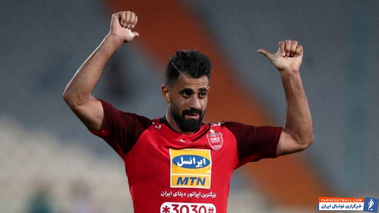 ماجرای خنده های محمد حسین کنعانی زادگان پس از گرفتن پنالتی مقابل نفت