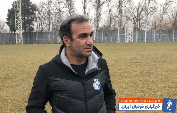 ایوب اصغرخانی : اگر محمود فکری حاشیه های استقلال را جمع کند این تیم قهرمان خواهد شد