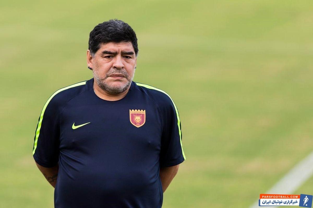 طبق ادعای نشریه کلارین ، دیگو مارادونا ، اسطوره فوتبال جهان و تیم ملی آرژانتین ، در سن ۶۰ سالگی به دلیل ایست قلبی درگذشت .