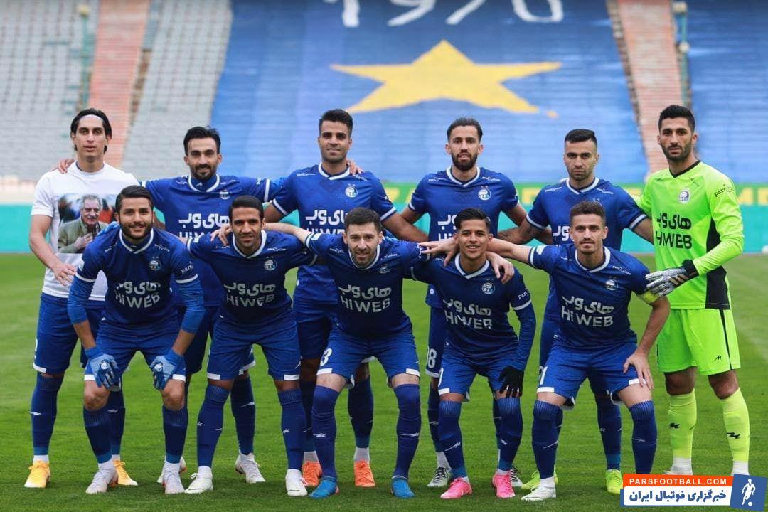 تیم استقلال با برد برابر تیم ماشین سازی تبریز ، پس از شش فصل موفق شد که در هفته سوم لیگ برتر در رده دوم لیگ برتر قرار بگیرد .