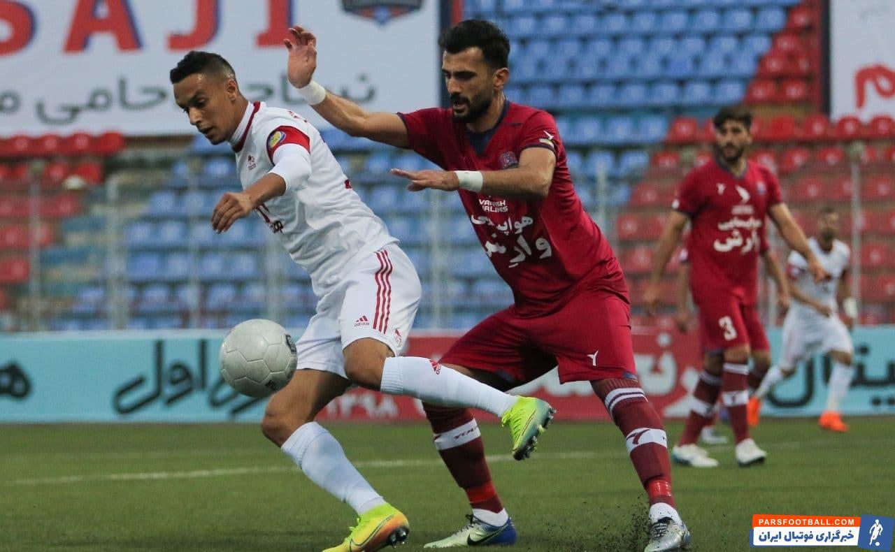 فرار تراکتور از شکست با گل مشکوک ؛ منصوریان در حسرت پیروزی