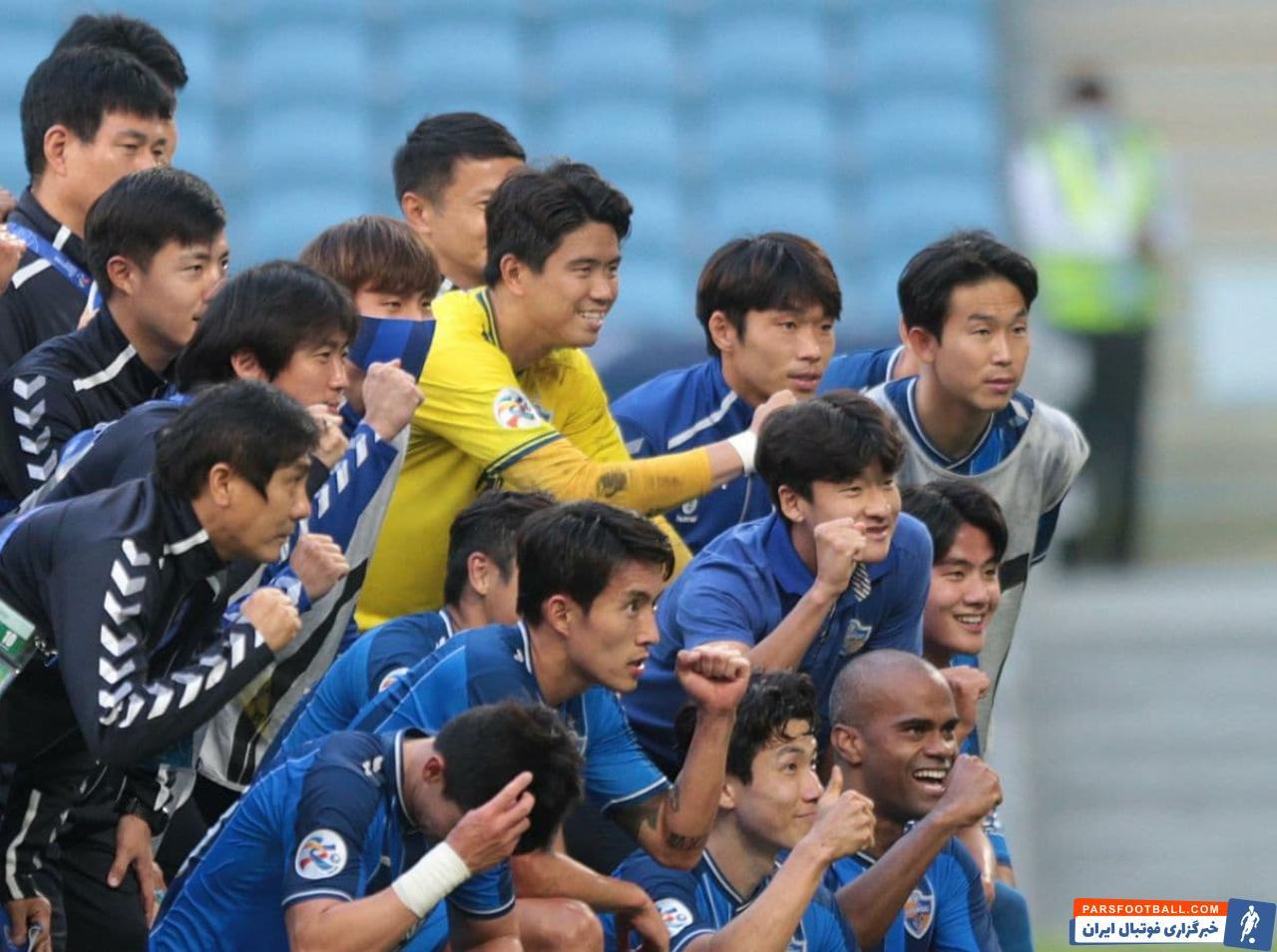 خبر خوش برای پرسپولیسی ها ؛ ۴ بازیکن کره ای در آستانه محرومیت از فینال آسیا