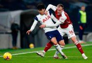 تاتنهام و آرسنال در لیگ برتر انگلیس