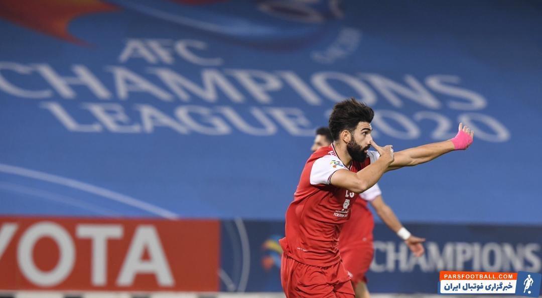 سنگ تمام AFC برای پرسپولیس با موزیک ویدیو حماسی + سند