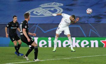 رئال مادرید و مونشن گلادباخ