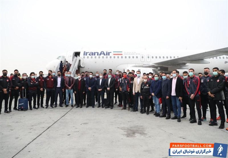 گزارش دیده نشده صداوسیما از پرسپولیسی ها  پیش از فینال لیگ قهرمانان آسیا + سند