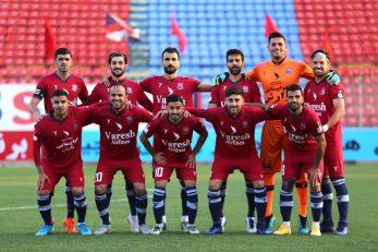 برد تیم نساجی مازندران در هفته چهارم لیگ برتر در برابر نفت مسجد سلیمان