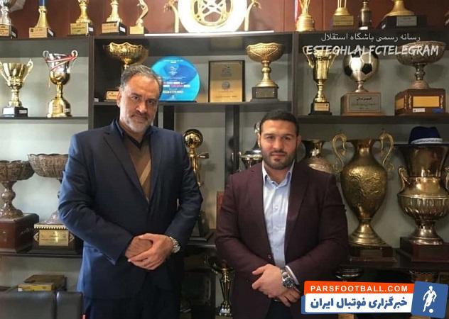 همچنین رضا یزدانی در این جلسه گزارشی از عملکرد تیم کشتی استقلال و کسب عنوان نایب قهرمانی از سوی این تیم ارائه کرد.