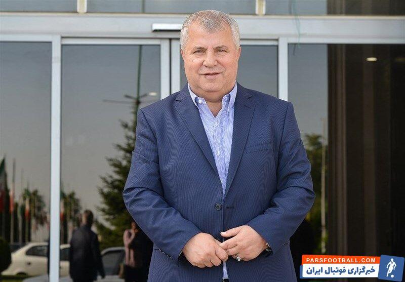 علی پروین کارشناس بازی پرسپولیس و اولسان
