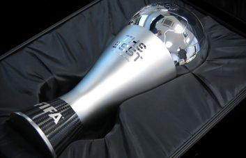 نامزدهای نهایی جایزه د بست 2020 ، رونالدو مسی و لواندوفسکی