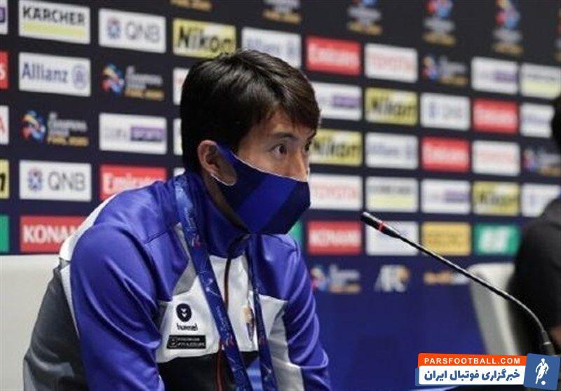 کری سنگین کاپیتان اولسان برای پرسپولیس در بازی فینال لیگ قهرمانان آسیا