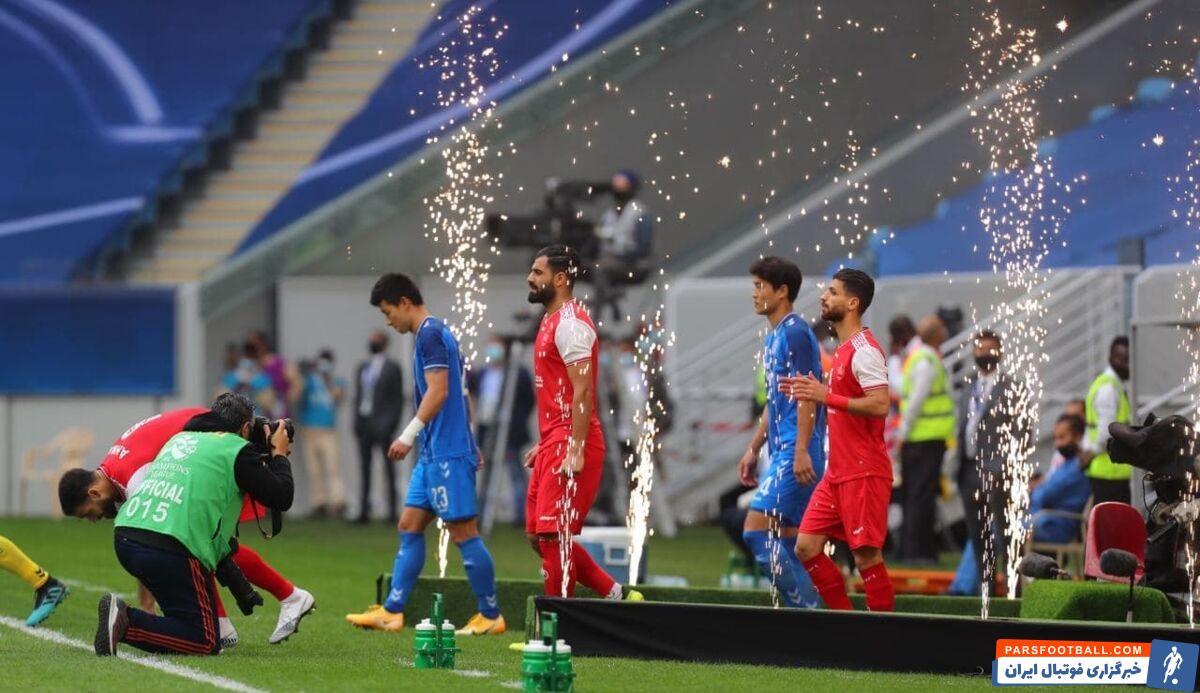 آمار خاص پرسپولیس در «ترینهای» لیگ قهرمانان آسیا