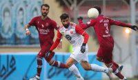 از این ۵ دیدار نساجی و پرسپولیس ۳ بازی در ورزشگاه شهید وطنی برگزار شده که برنده نداشت و جالبتر از آن تکرار نتیجه مشابه در هر سه بازی است.
