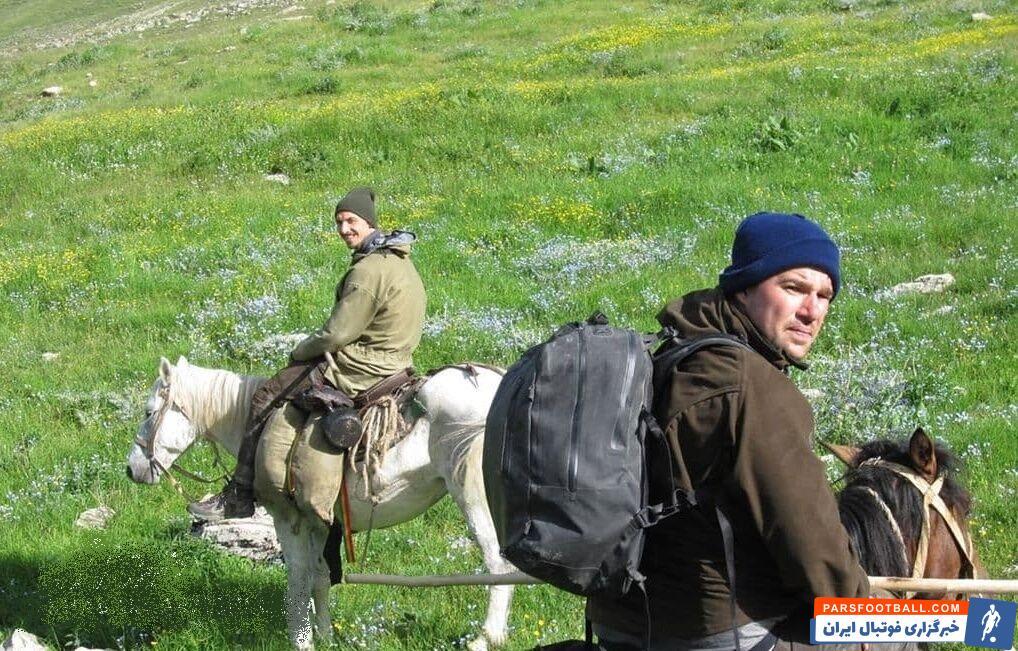 زلاتان ایبراهیموویچ در اقدامی عجیب، بخشی از جنگل را خریداری کرده تا به شکار بپردازد.