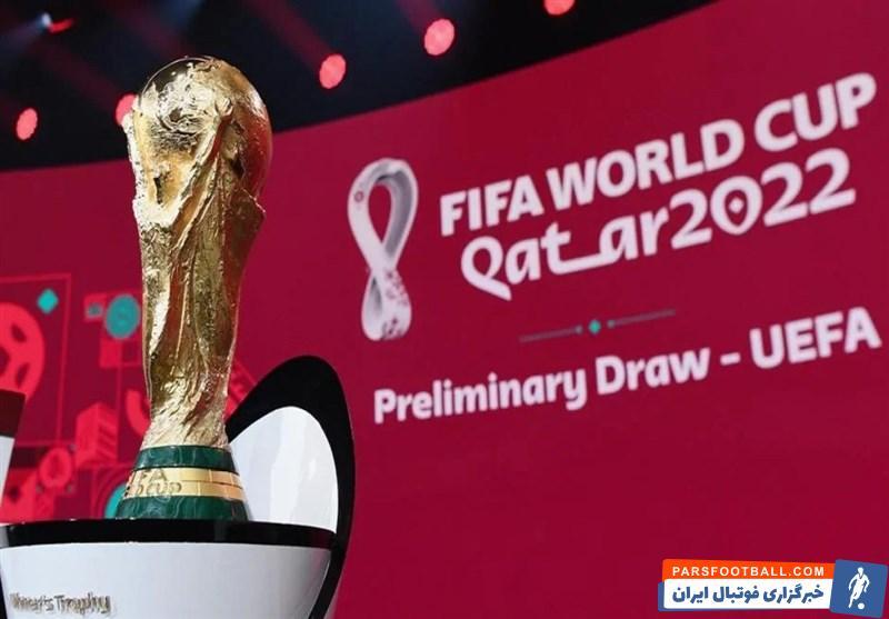 قرعه کشی مقدماتی جام جهانی در اروپا