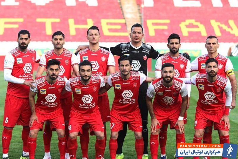 ترکیب احتمالی پرسپولیس ایران برای دیدار فینال لیگ قهرمانان آسیا