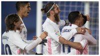 خروج رئال مادرید از بحران