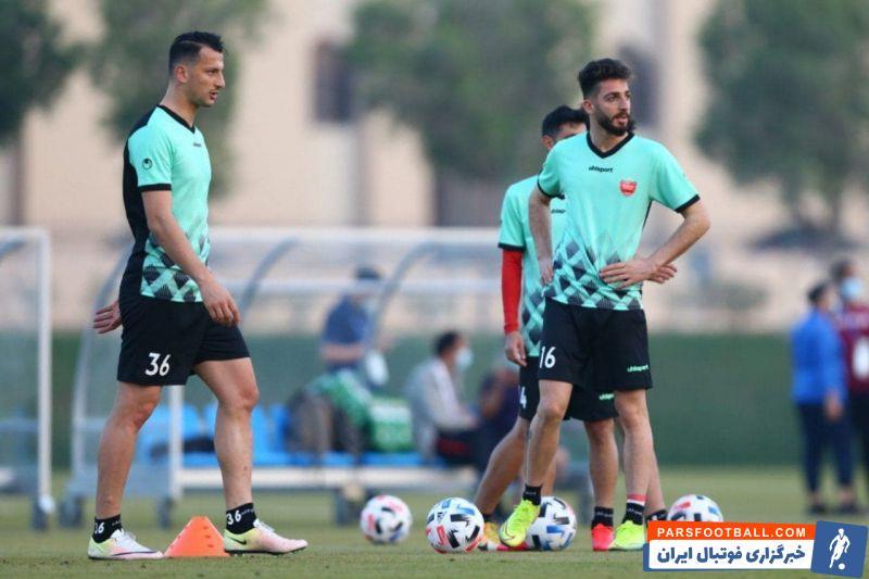 امیدواری و انگیزه بالای عبدی و رمضانی برای دیدار فینال لیگ قهرمانان آسیا