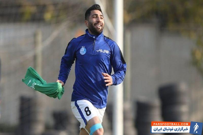 مشکل فرشید اسماعیلی با مدیریت باشگاه استقلال حل شد ؟