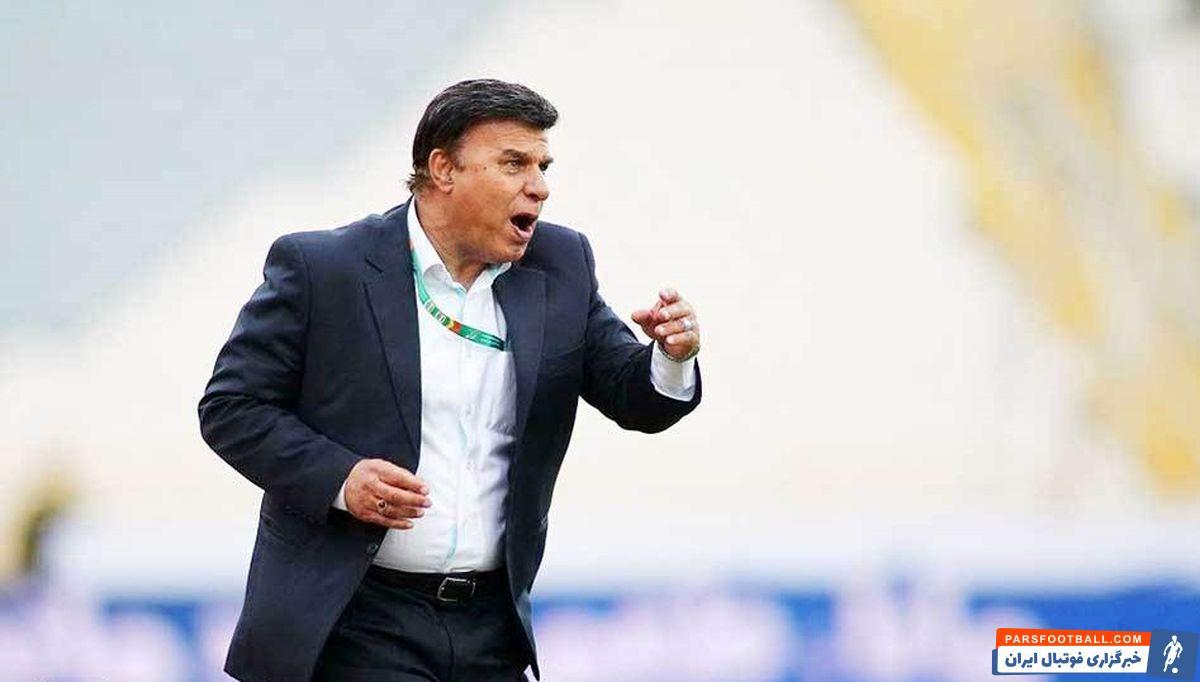 حضور سرپرست استقلال در فدراسیون فوتبال به جای تمرین آبی ها !