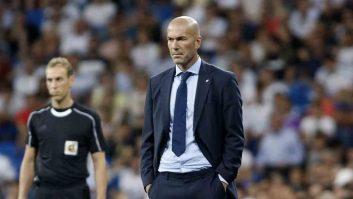 رئال مادرید و اخراج زیدان