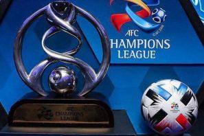 پس از پایان روز اول از هفته پایانی دور گروهی لیگ قهرمانان آسیا ، صعود هفت تیم به مرحله یک هشتم نهایی مشخص سده است و تیم پایانی از بین گوانگژو چین و سوون سامسونگ کره انتخاب می شود .