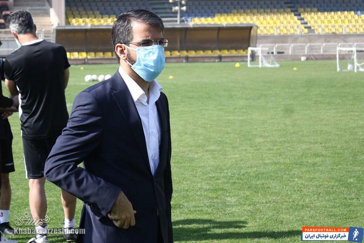 طبق اعلام محمد پنجعلی، مدیر تیمهای پایه پرسپولیس ، قرار است در اوایل هفته آینده جلسهای بین پنجعلی و مدیران باشگاه برگزار شود .