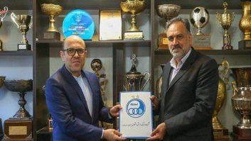 احمد مددی ، مدیرعامل جدید استقلال گفت : از اعتماد هیئت مدیره متشکرم . امیدوارم در لیگ برتر به موفقیت برسیم و در آسیا هم ستاره سوم را کسب کنیم .
