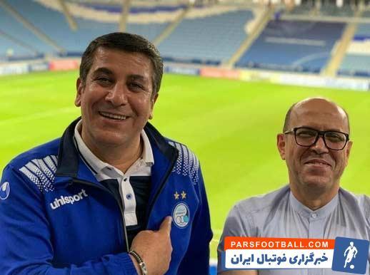علی نامداری ، چند روز پیش به عنوان مشاور باشگاه استقلال انتخاب شد و احتمالا در چند روز آینده هم به عنوان عضوی از کمیته اقتصادی این باشگاه انتخاب شود .