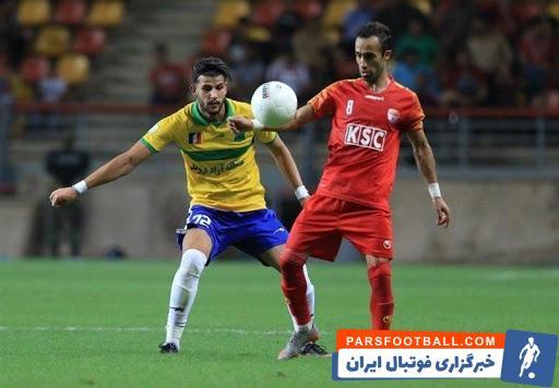 واکنش ستاره فولاد خوزستان به صحنه مشکوک در دیدار با نساجی : ۱۰۰ درصد پنالتی بود