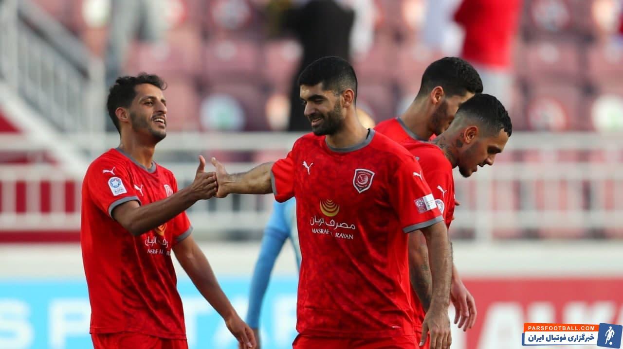 ستاره استقلالی الدحیل قطر در یک قدمی بازی با بایرن مونیخ !