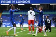 چلسی و لوتون در جام حذفی انگلیس