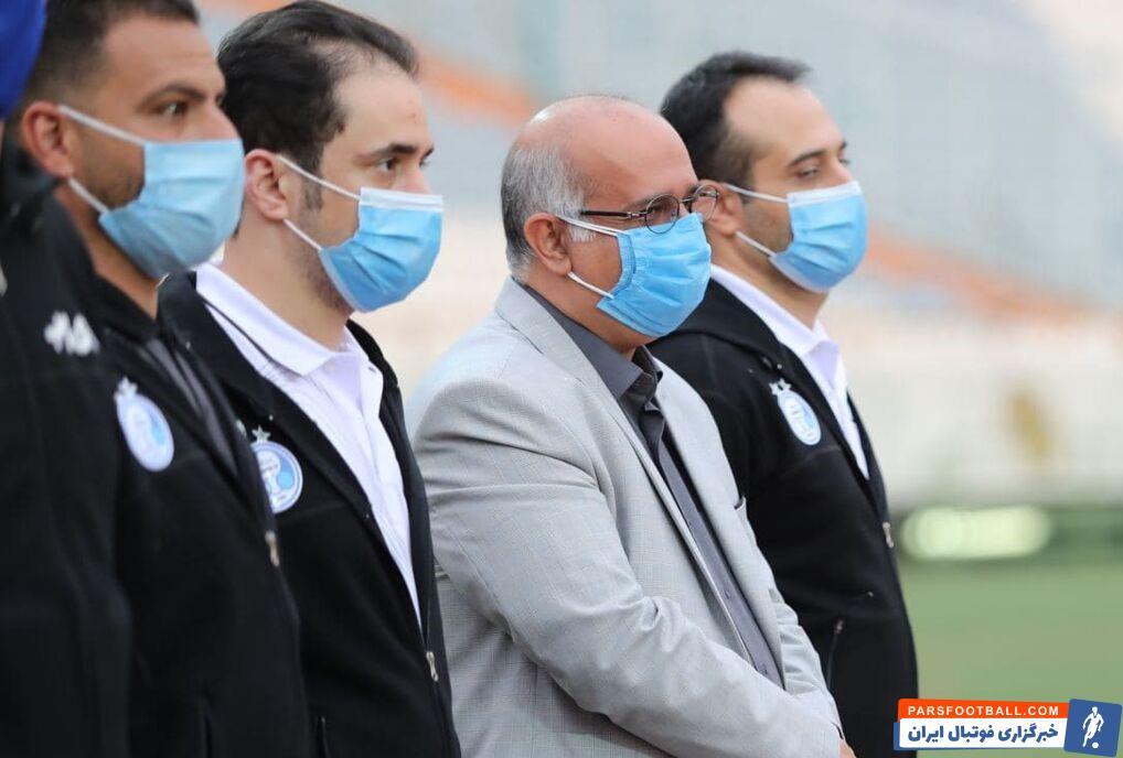 حمله تند معاون رسانه ای باشگاه استقلال به مدیر پرسپولیس