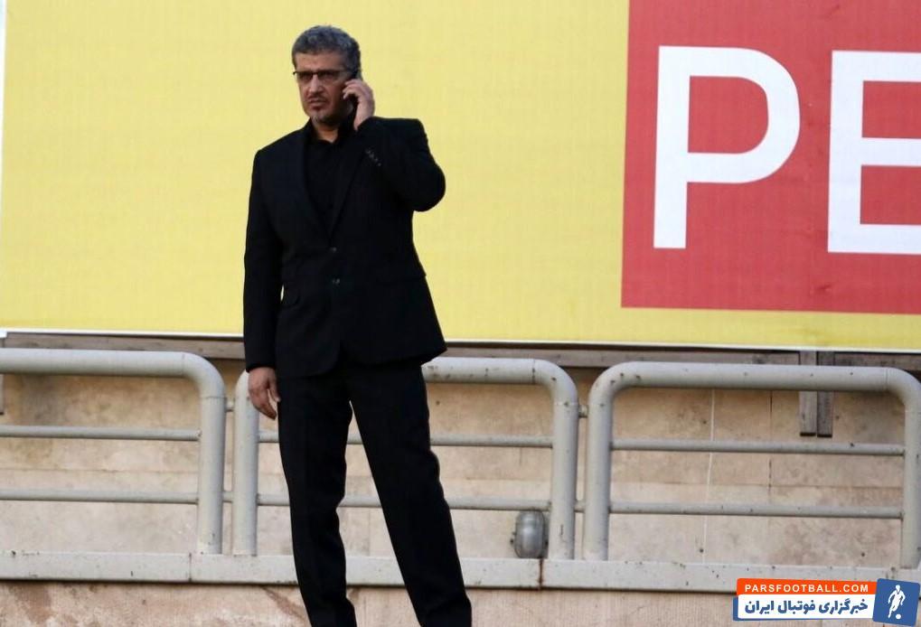 آمادگی مصطفی قنبرپور برای حضور در هیئت مدیره پرسپولیس