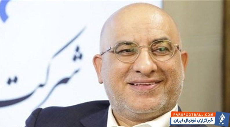 پیام مجید صدری رئیس هیات مدیره پرسپولیس در مراسم علی انصاریان