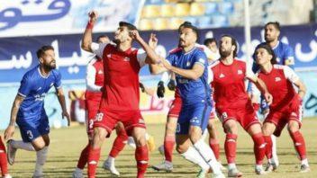 در پایان بازی امروز تیم های تراکتور و گل گهر ، بازیکنان دو تیم درگیری فیزیکی شدیدی پیدا کردند که منجر به اخراج یک بازیکن از هر دو تیم شد .